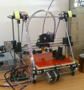 3D Printers are becoming cheaper every day.