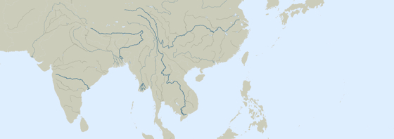 Rivers of Southeast Asia